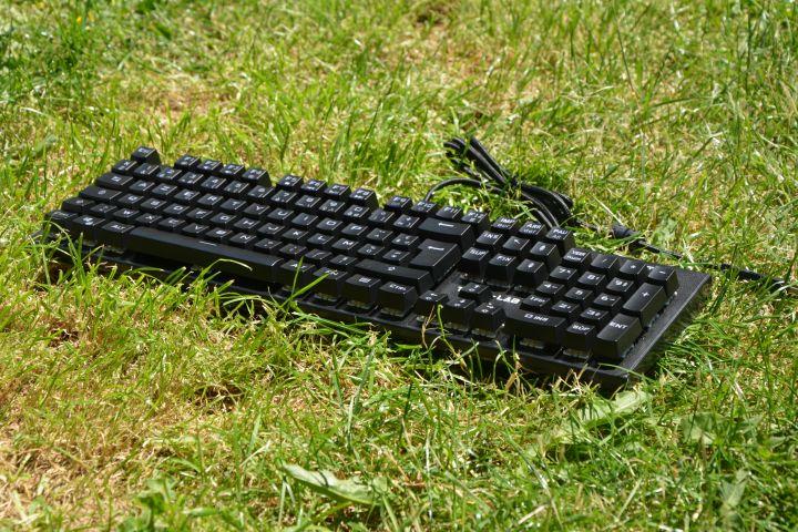 Un bon clavier mécanique à moins de 60€ ? G-LAB Keyz Carbon2