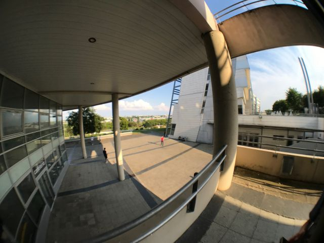 Super Fish Eye