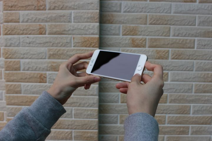 ecran capture d'écran iPhone iOS 11