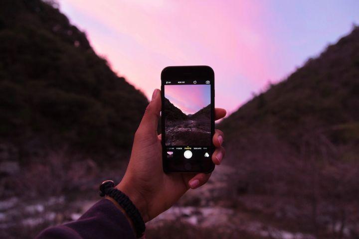 iPhone iOS 11 jouer photos