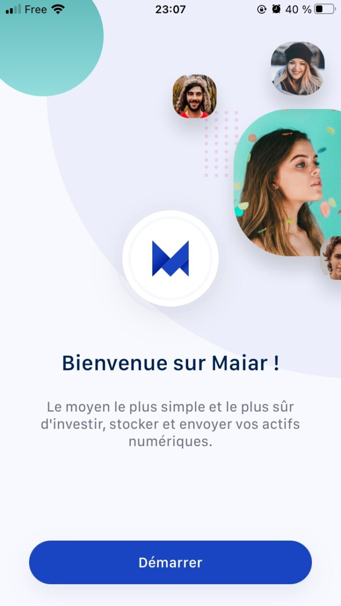 Découvrez Maiar Cryptomonnaies