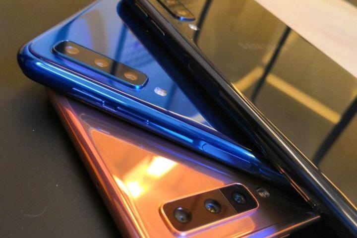 Prise en main du tout nouveau Samsung A7