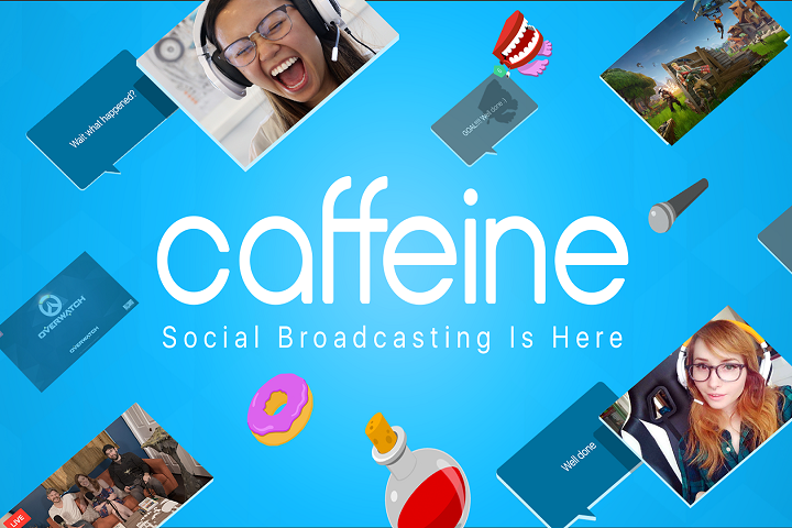 Caffeine, le renouveau du streaming