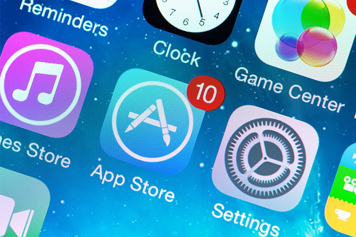 App Store : la publicité payante arrive en France