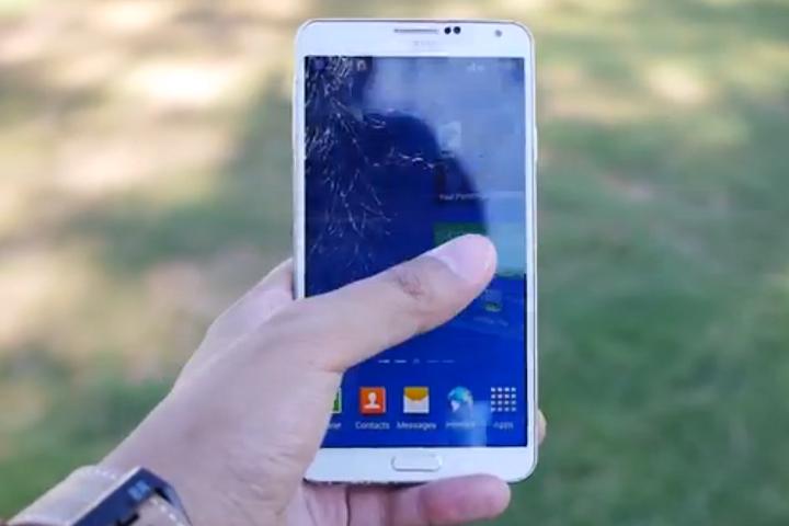 Écran incassable : Samsung en a développé un (Oled en plus)