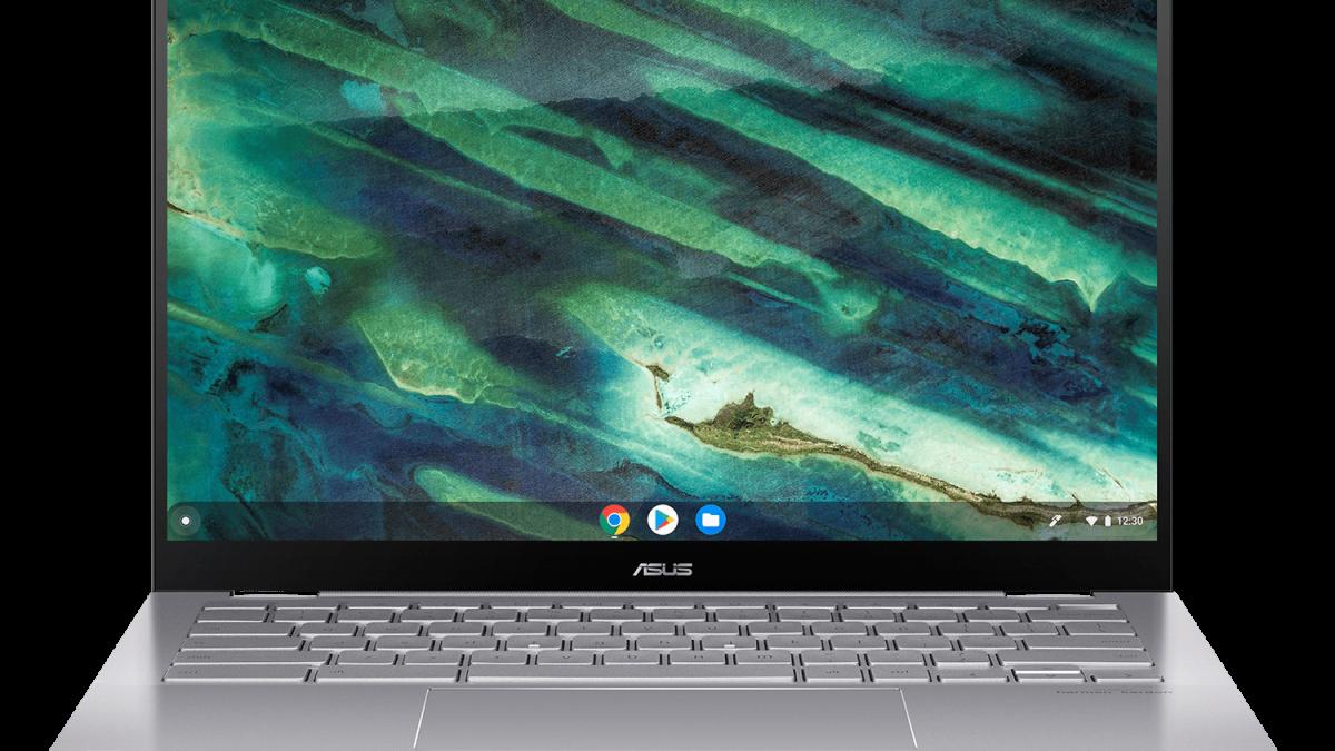 CES 2020 : Asus annonce le Chromebook Flip C436