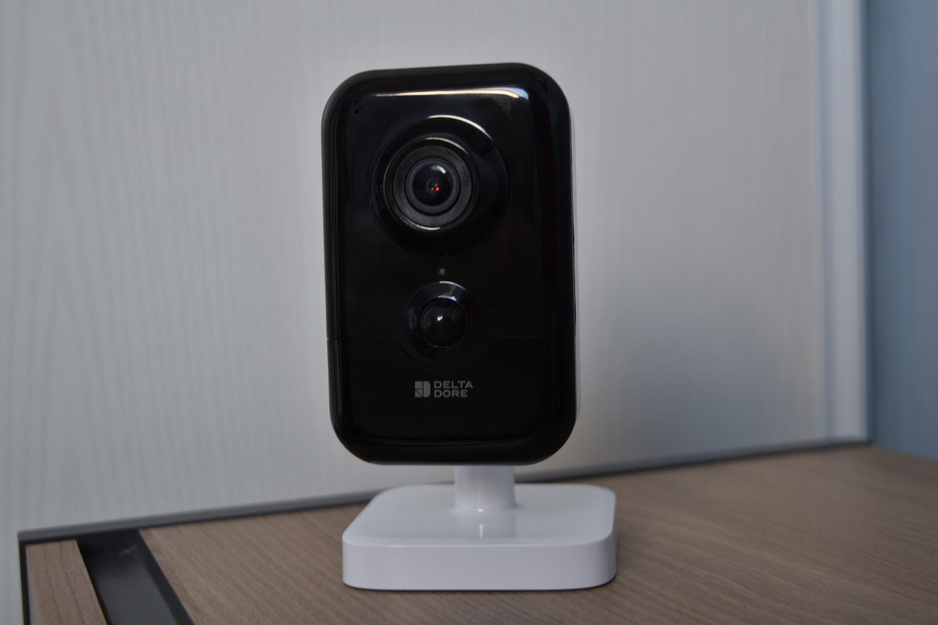 Tycam 1100 Indoor : une caméra de surveillance Delta Dore