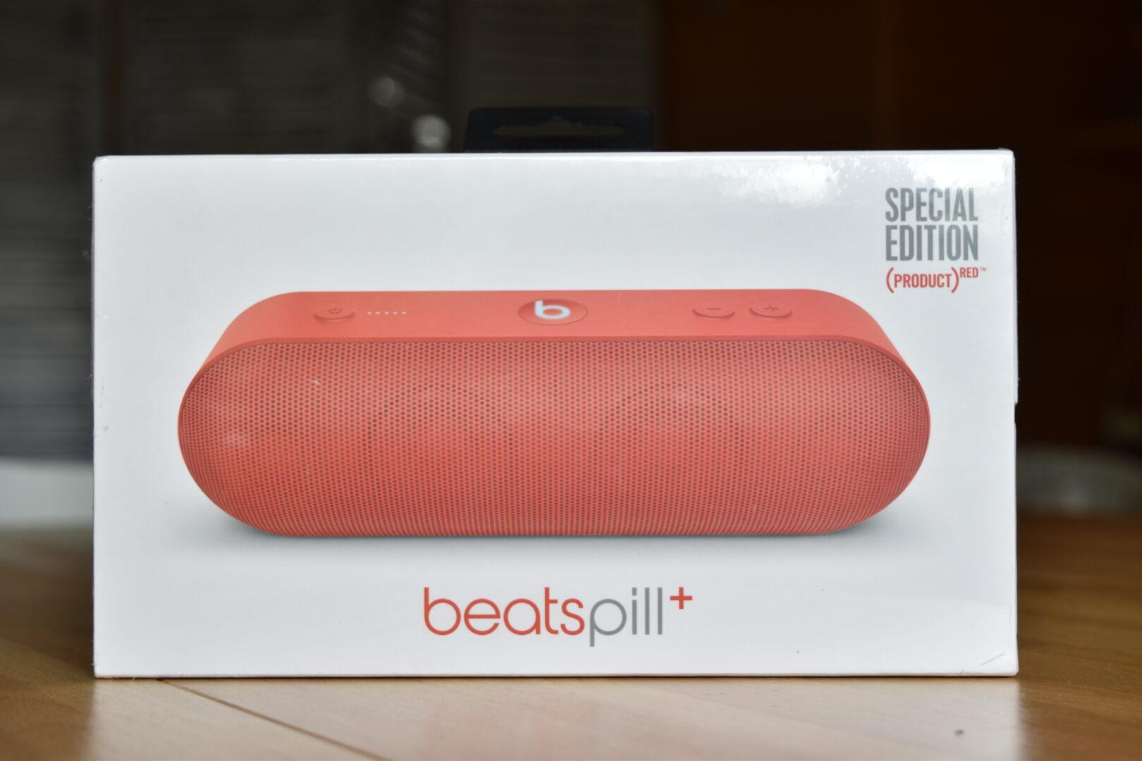 beats pill+