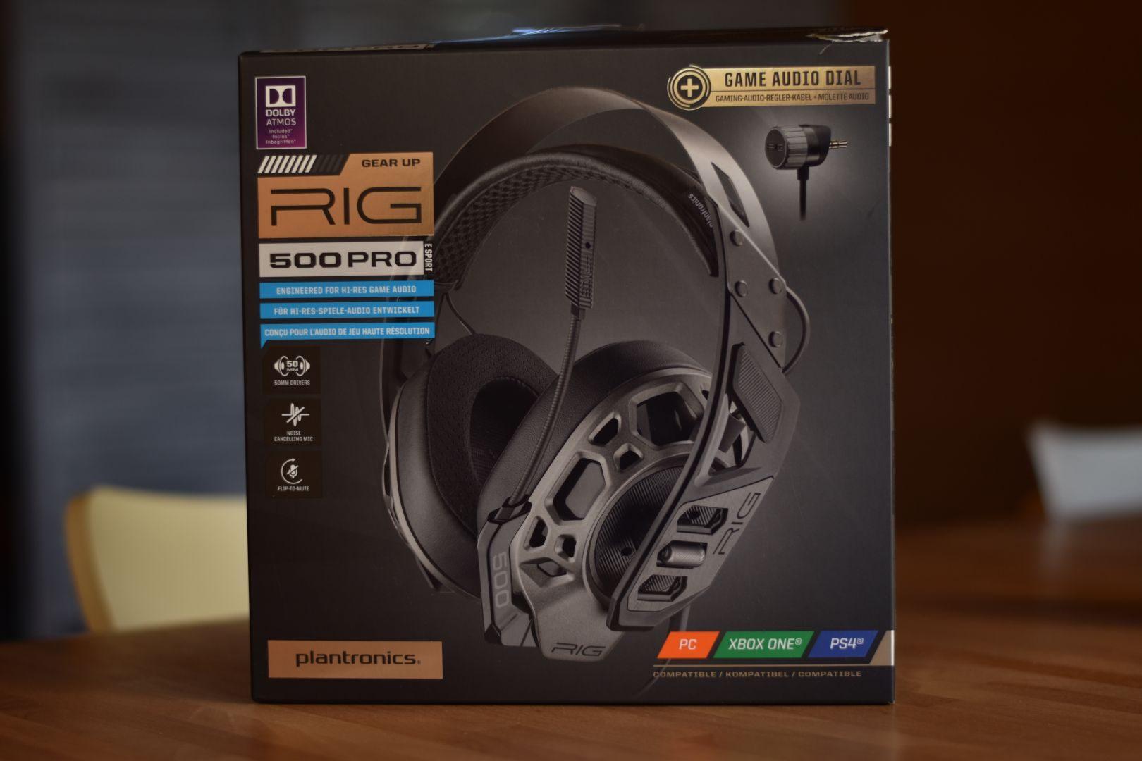 rig 500 pro