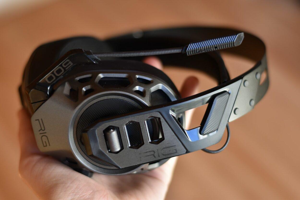 RIG 500 PRO : un très bon casque gaming Plantronics