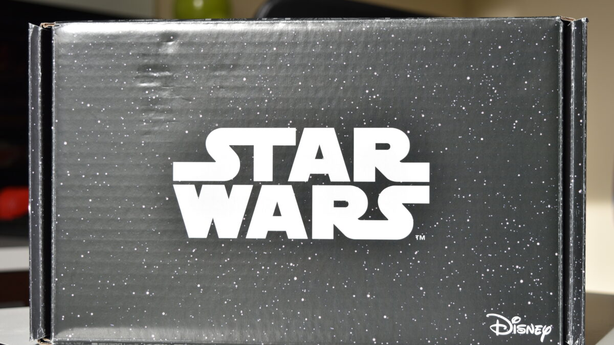 Wootbox Star Wars : la box collector Droids & Spaceships !