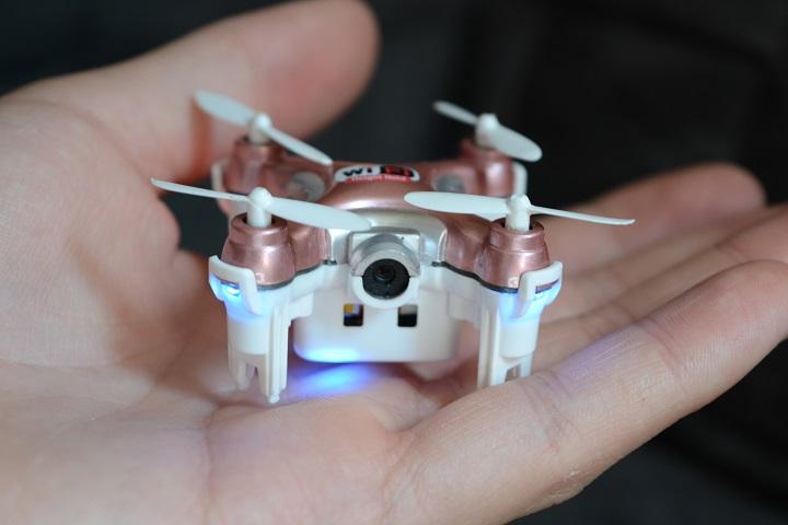 Cheerson CX-10WD : un drone avec un bon rapport qualité/prix !