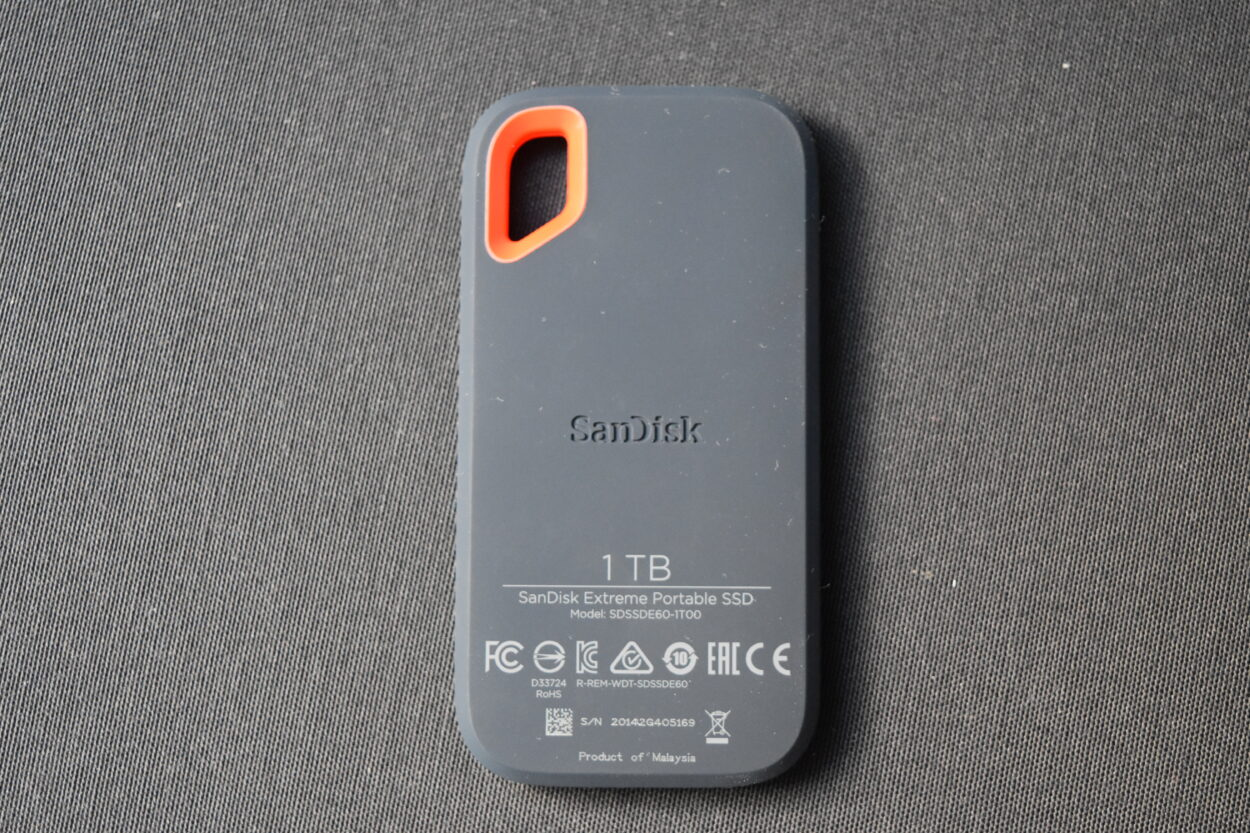 sandisk extreme 1 to
