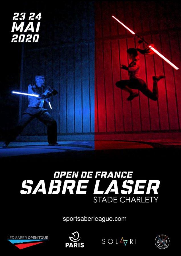 Open de France de Sabre Laser