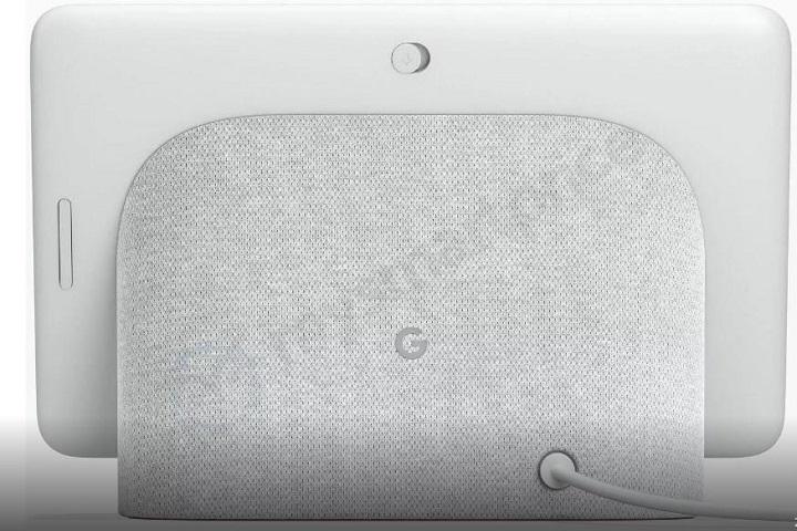 Google Home Hub : des images ont fuité sur Internet