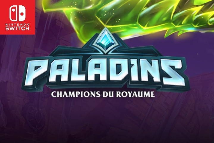 Le Free-to-Play Paladins enfin sur Switch