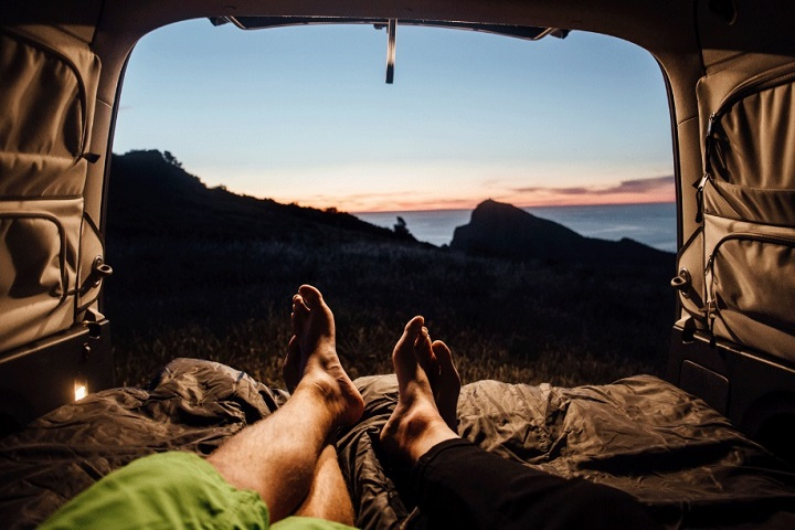 Comment rester connecté quand on vit dans un van ?