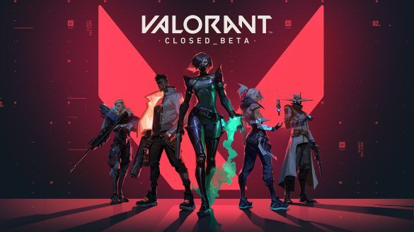 Valorant acces beta twitch info image logo