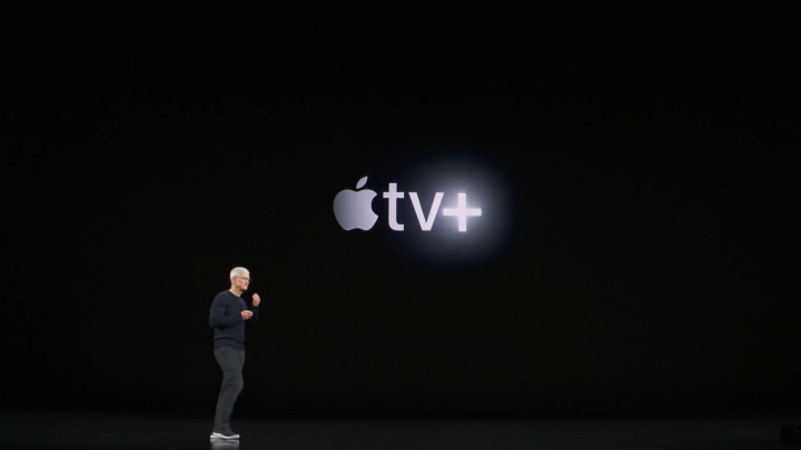 tim cook apple tv plus