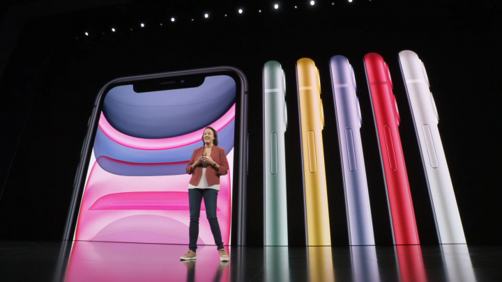 couleur dos arrrière iphone 11