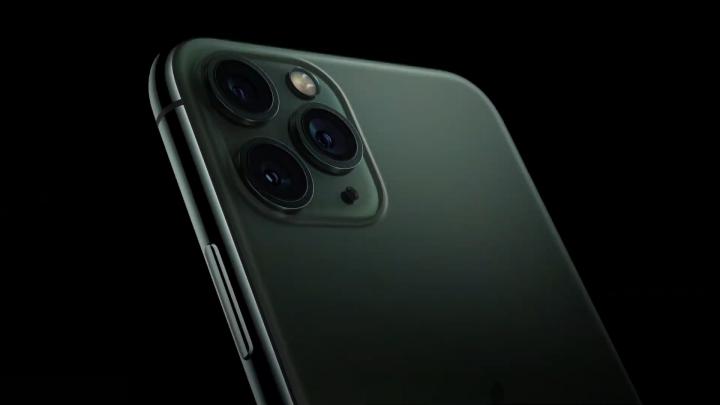 capteur photo caméro iphone 11 pro max arrière coque