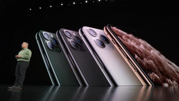 couleur dos arrrière iphone 11 pro max