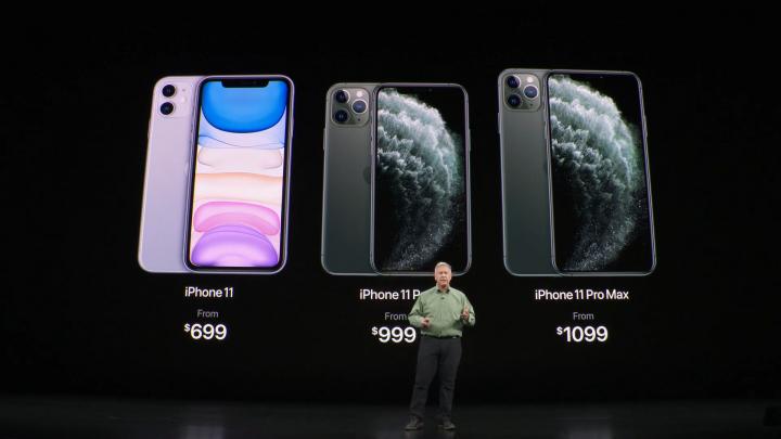 prix iphone 11 pro max