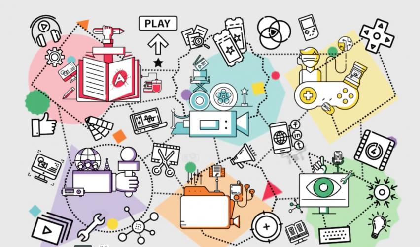entreprendre dans les industries culturelles à l'heure du numérique