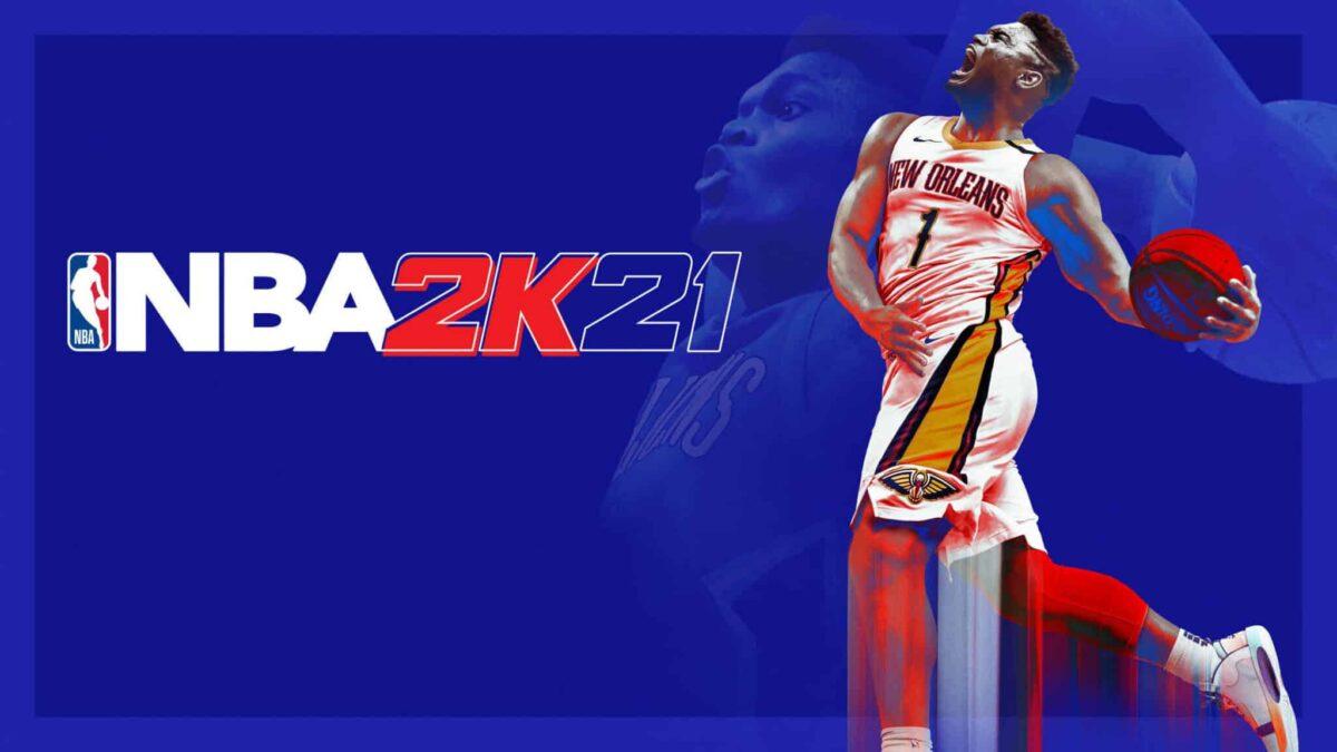 NBA 2K21 gratuit sur l'Epic Games Store (PC) !