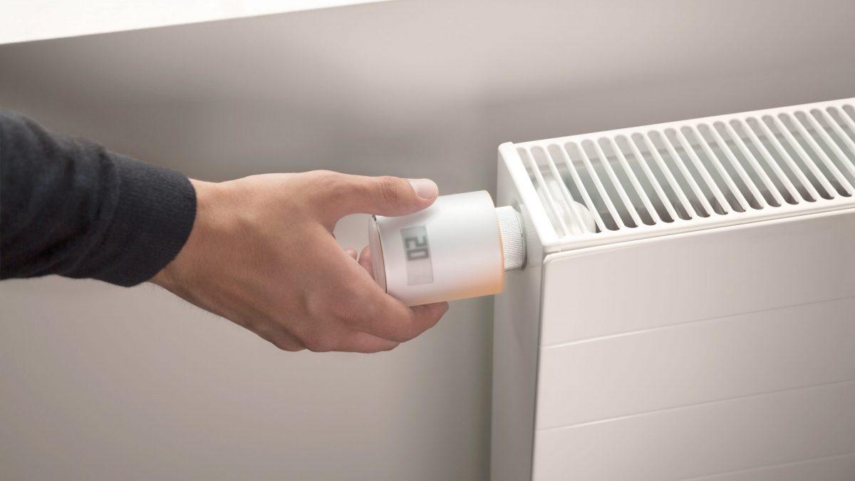Les Têtes Thermostatiques Intelligentes Netatmo détectent les fenêtres ouvertes
