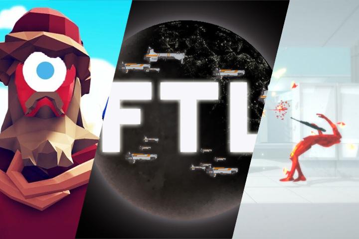 Compilation de jeux spéciale confinement : TABS, FTL, SUPERHOT !