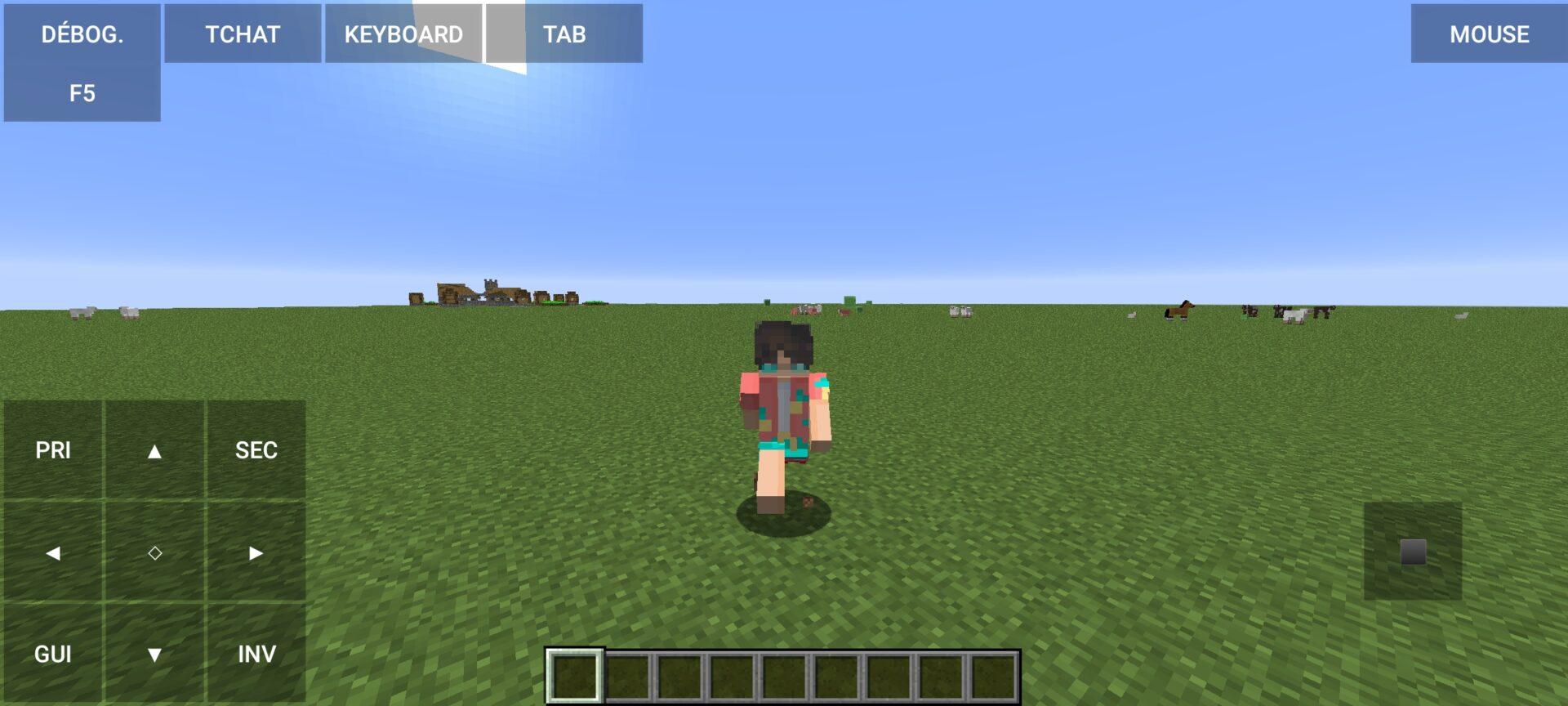 minecraft java sur android