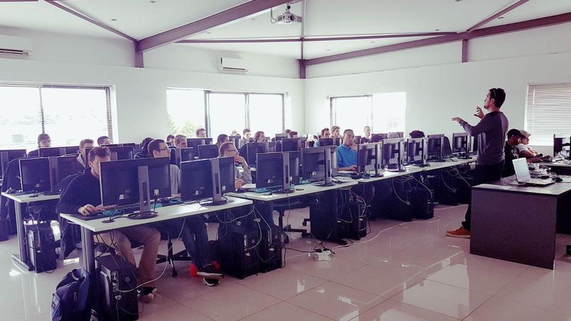 écoles de gaming