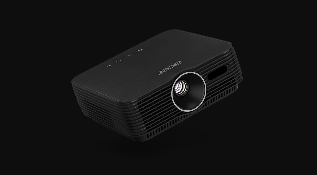 CES 2020 : Acer annonce le B250i, projecteur portable avec un son studio