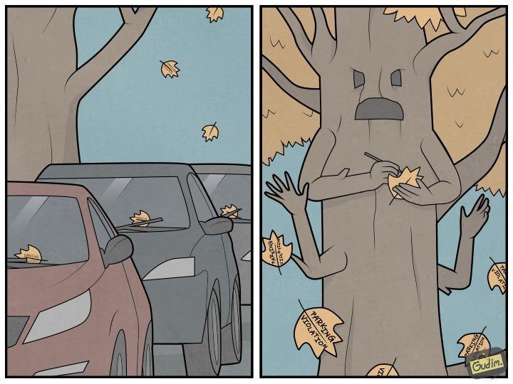 écologie dessin