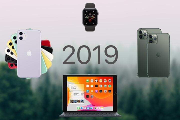 Apple Keynote 2019: iPhone 11, 11 Pro, 11 Pro Max, Watch 5, iPad