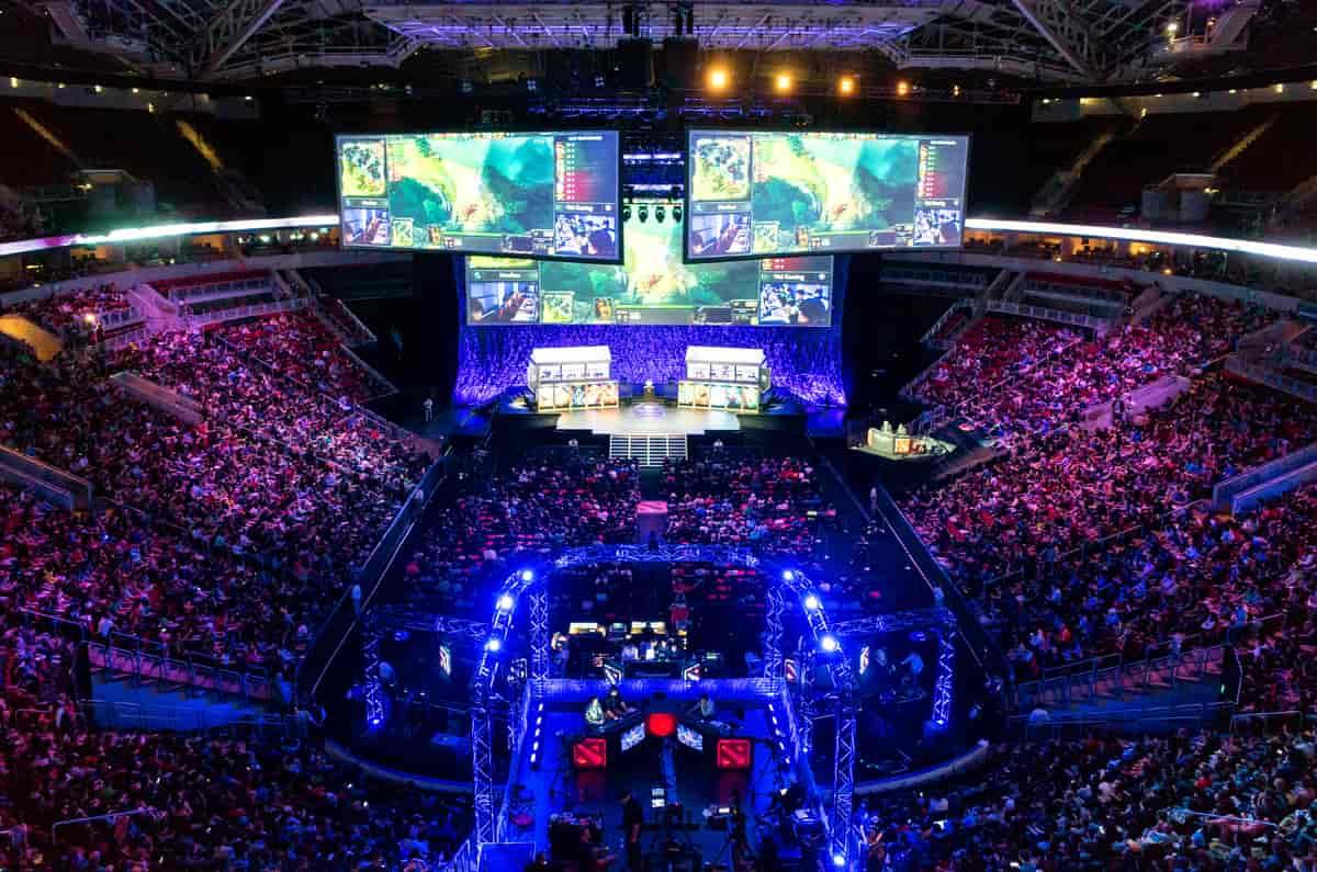 L'avènement de l'esport au sein de l'industrie du jeu vidéo