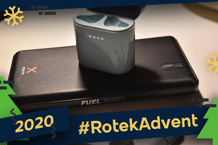 Batterie externe Xtorm : le test #RotekAdvent