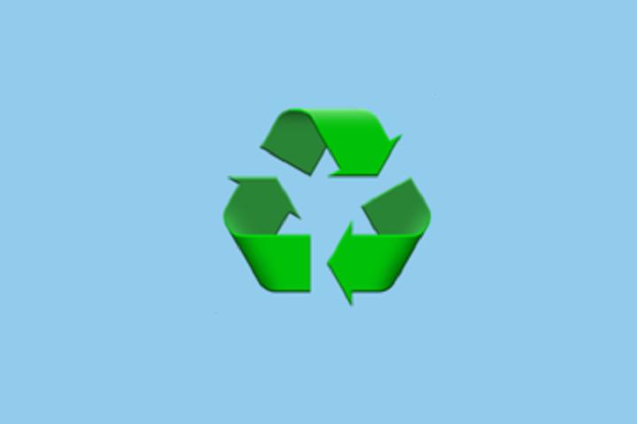 Pourquoi l'emoji recyclage est le plus utilisé sur Twitter ?