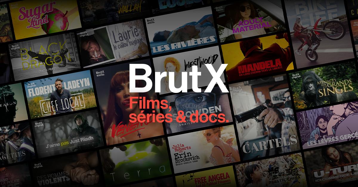 BrutX à 1 euro par mois pour les étudiants pendant 3 mois