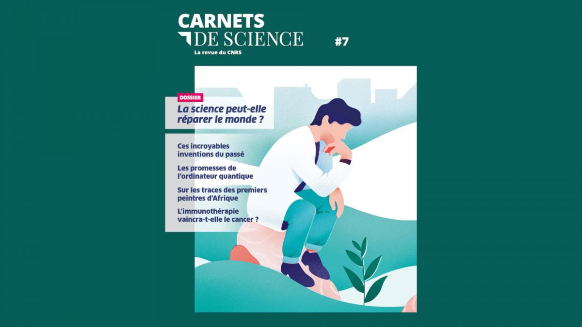 Carnets de science : la revue gratuite pendant le confinement du COVID-19