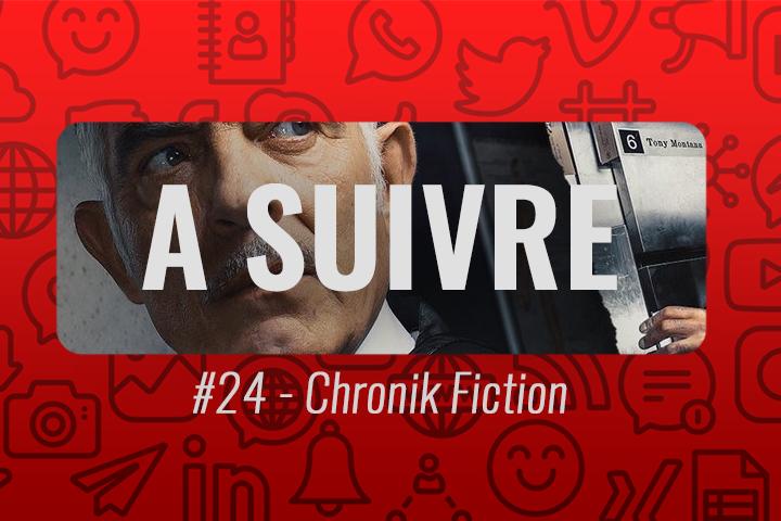 LE CORONER par Chronik Fiction  – À suivre n°24