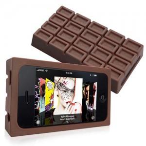 coque iphone 8 chocolat