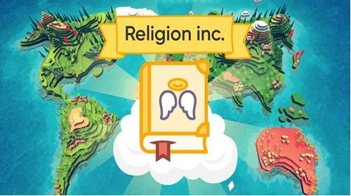 Religion Inc, deviens Dieu !