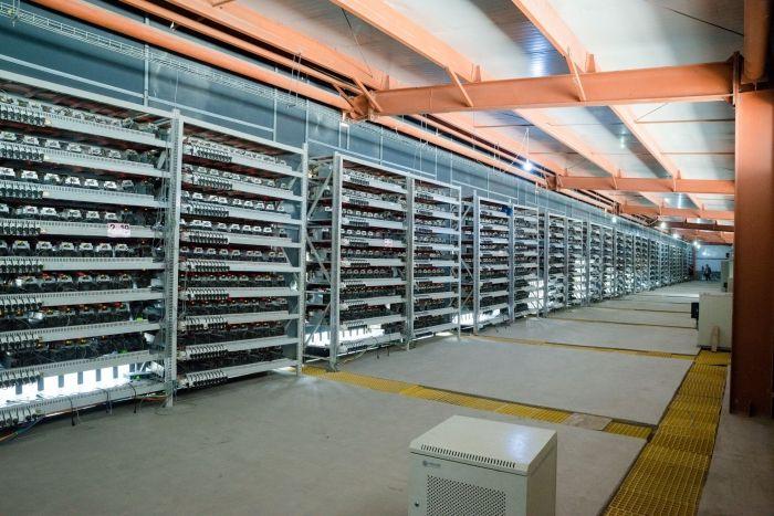 ferme bitcoin