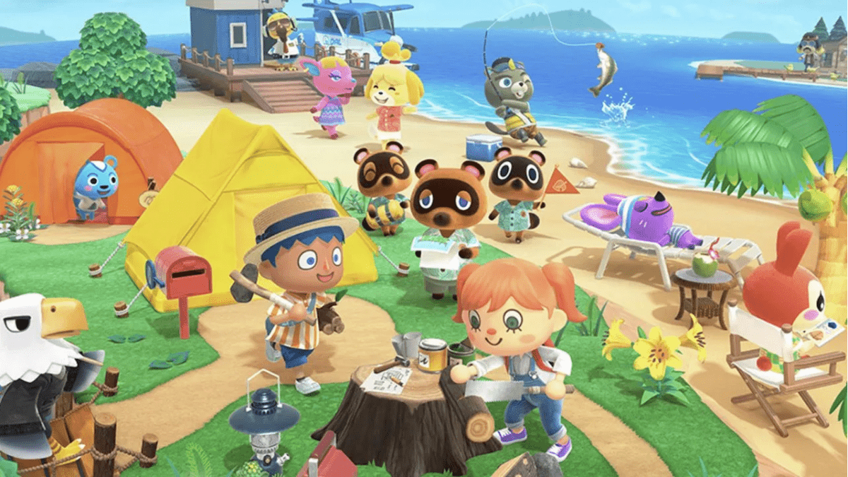 Animal Crossing New Horizons : ce que j'en pense !