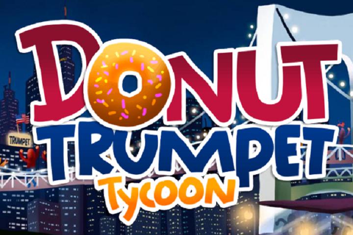 Donut Trumpet Tycoon : achetez le monde !