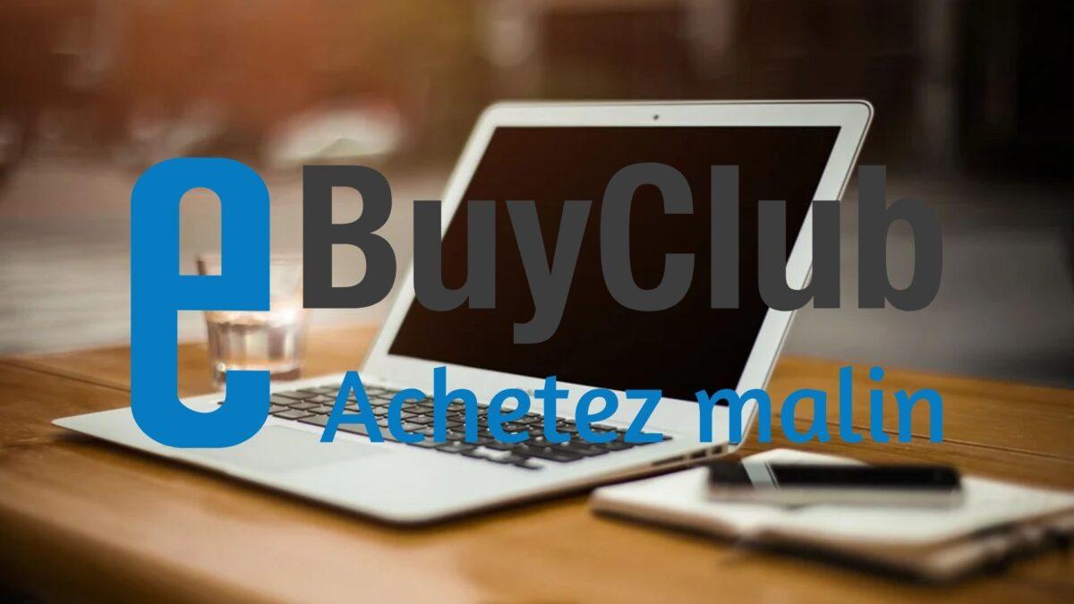 eBuyClub : le site de cashback qui vous offre 6€ dès l'inscription !