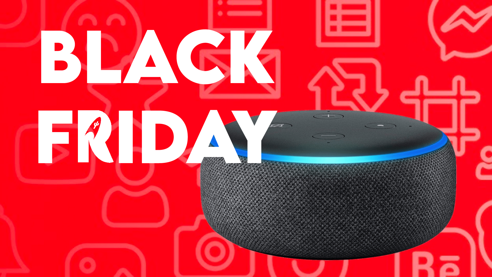 L'Echo Dot d'Amazon à 20€ pour le Black Friday 2020 !
