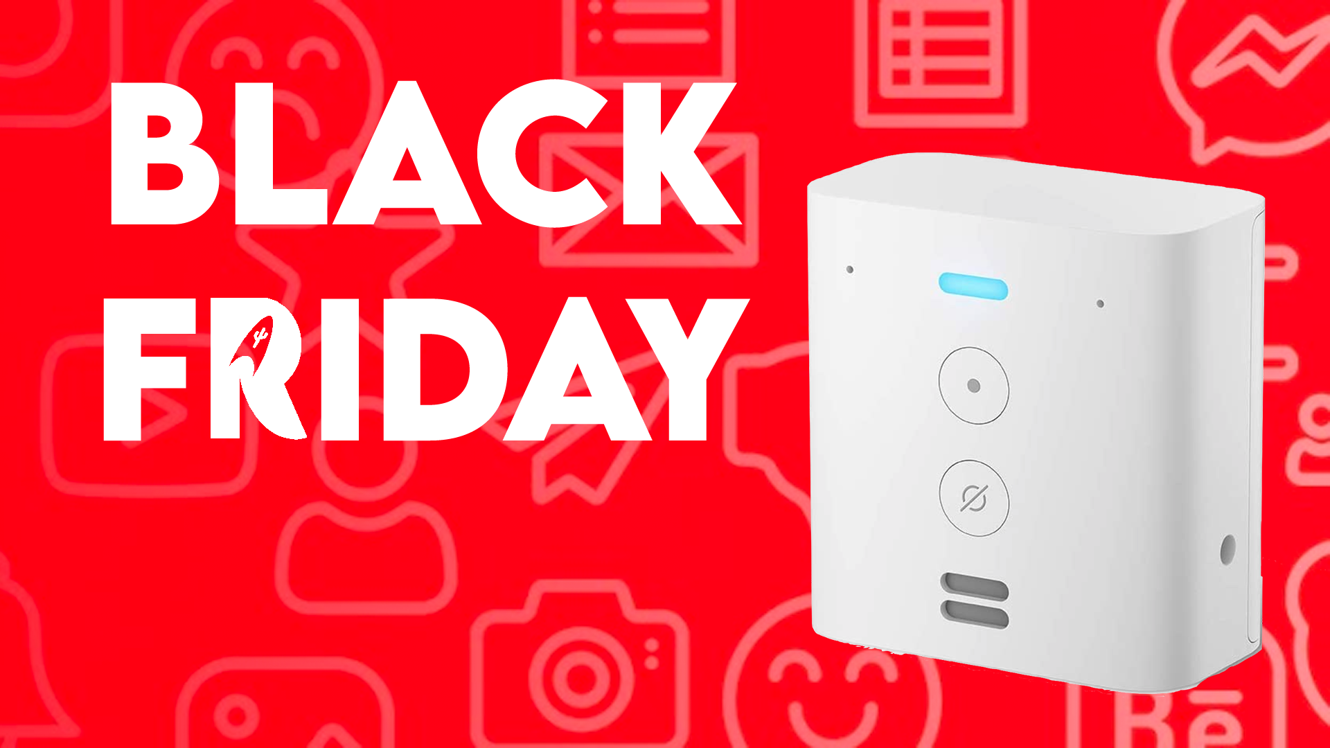 L'Echo Flex d'Amazon à 15€ pour le Black Friday 2020 !
